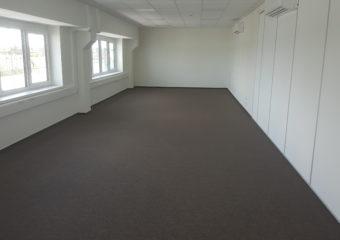 Kancelářské prostory Sokolová – Pokládka koberců
